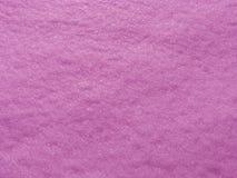 紫色雪 免版税库存图片