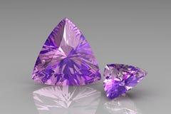 紫色 向量例证