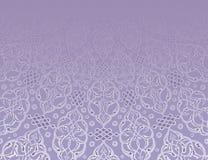紫色desing的例证 免版税库存照片
