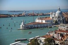 繁忙的威尼斯 免版税库存照片