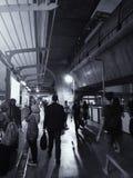 繁忙的时间在Bangok 免版税库存图片