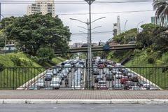 繁忙运输 图库摄影