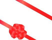 繁文缛节的弓 库存照片