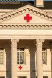 在DC的红十字总部 库存照片
