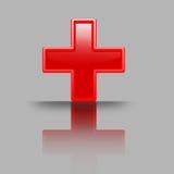 红十字 库存照片