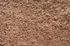 红土土壤特写镜头 免版税库存照片