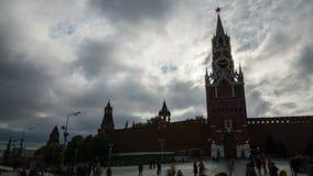 红场莫斯科尖沙咀钟楼 股票视频