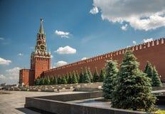 红场莫斯科-俄罗斯 免版税库存照片