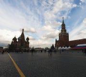 红场,莫斯科,俄国联邦城市,俄罗斯联邦,俄罗斯 库存照片