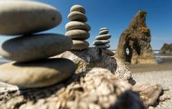 红宝石海滩(WA) 免版税图库摄影