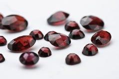 红宝石 库存图片