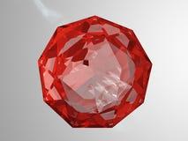 红宝石 免版税库存照片