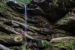 红河峡谷瀑布肯塔基 图库摄影
