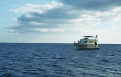 红海游艇 免版税库存图片