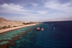 红海 库存图片