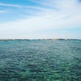 红海 库存照片