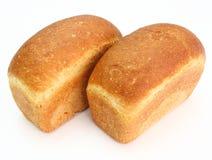 红润长的面包 免版税库存图片
