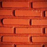 红砖墙壁 向量例证