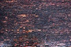 红砖石块的墙壁纹理 免版税图库摄影