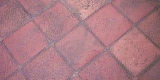 红砖纹理背景 免版税库存照片