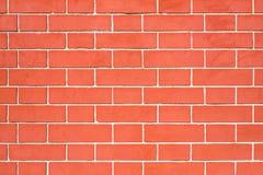 红砖老墙壁纹理背景 库存照片
