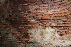 红砖 免版税库存照片