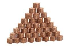 红糖 免版税库存照片