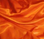 红色丝绸 免版税图库摄影
