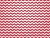 红色之字形背景 免版税库存图片