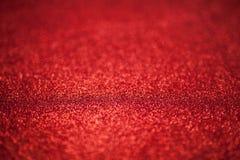 红色发光的背景,华伦泰` s天,构造抽象背景,适用于广告插入物文本,浪漫 免版税图库摄影