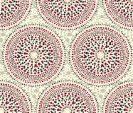 红色和灰色几何纹理样式 库存照片
