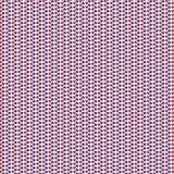 红色和蓝星样式 库存图片