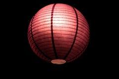 红色圆的圈子五颜六色的枝形吊灯背景墙纸 免版税库存图片
