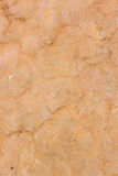 红色土壤纹理背景 库存照片