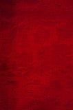 红色圣诞节墙壁 库存照片