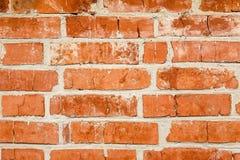红色墙壁背景 库存照片