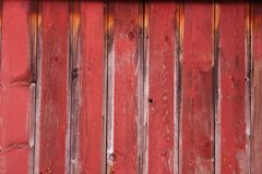 红色墙壁 免版税图库摄影