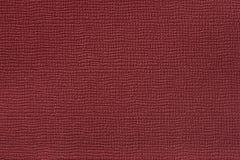 红色墙纸纹理 免版税库存照片