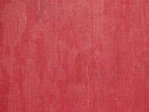 红色墙纸 免版税库存图片