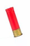 红色壳猎枪 免版税图库摄影