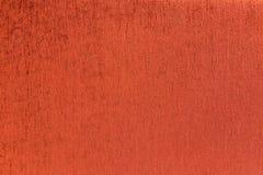 红色家具织品纹理 库存图片