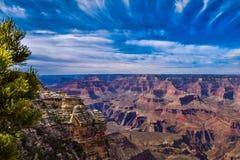 红色岩石峡谷 图库摄影
