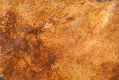 红色岩石纹理 库存照片