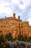 红色峡谷,迪克西国家森林,犹他 库存照片