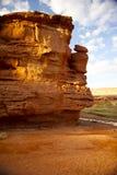 红色峡谷 免版税库存图片