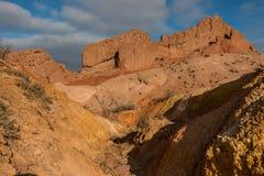 红色峡谷 库存图片
