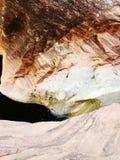 红色峭壁-飓风犹他 免版税库存图片
