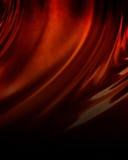 红色帏帐 免版税库存图片