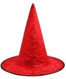 红色帽子 免版税库存照片