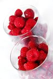 红色开胃的莓 图库摄影